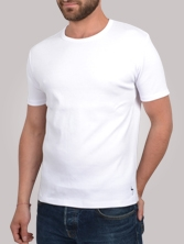 T-shirt homme Classic Tee blanc - Tee shirt manches courtes