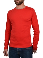 Tee shirt manches longues Stitchy Tee rouge