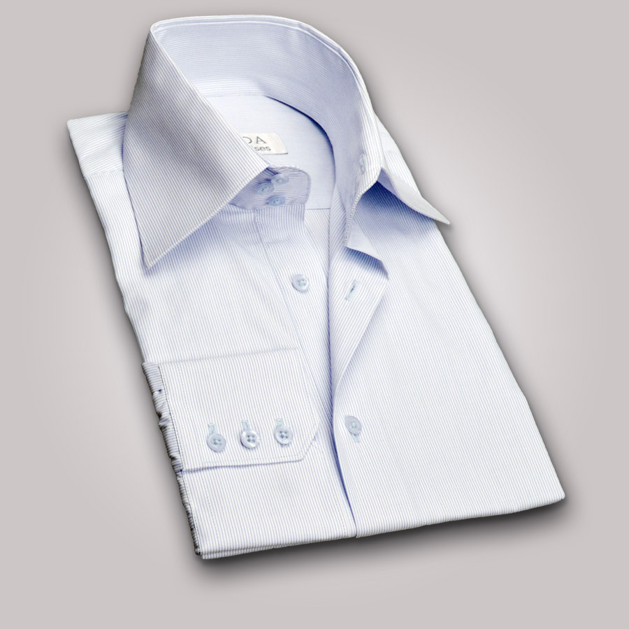 Chemise blanche grand col femme - Babb 2cee4ea61800