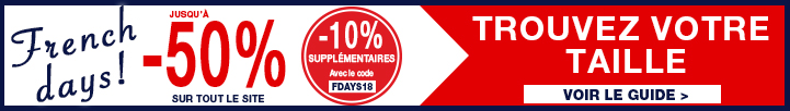 French Days 5 jours de promotion